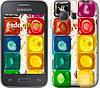 "Чехол на Samsung Galaxy Young 2 G130h Палитра красок ""2837u-206"""