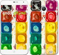 """Чехол на Meizu MX3 Палитра красок """"2837u-310"""""""