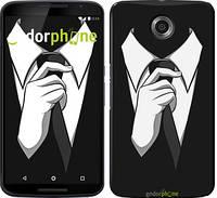 "Чехол на Motorola Moto X2 Галстук ""2975u-372"""