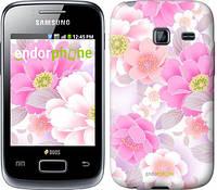"Чехол на Samsung Galaxy Y Duos S6102 Цвет яблони ""2225u-251"""