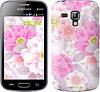 "Чехол на Samsung Galaxy Young S6310 / S6312 Цвет яблони ""2225u-252"""