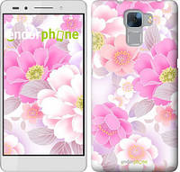 "Чехол на Huawei Honor 7 Цвет яблони ""2225u-138"""