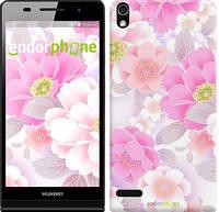"""Чехол на Huawei G620S Цвет яблони """"2225u-328"""""""