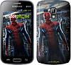"""Чехол на Samsung Galaxy Young S6310 / S6312 Новый Человек-Паук """"3042u-252"""""""