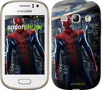 """Чехол на Samsung Galaxy Fame S6810 Новый Человек-Паук """"3042u-254"""""""