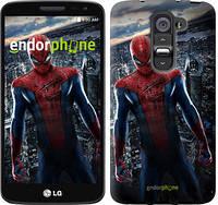 "Чехол на LG G2 mini D618 Новый Человек-Паук ""3042u-304"""