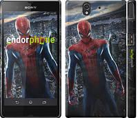 """Чехол на Sony Xperia Z3 Compact D5803 Новый Человек-Паук """"3042c-277"""""""