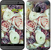 "Чехол на HTC One M9 Букет роз ""2692u-129"""