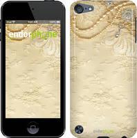 "Чехол на iPod Touch 5 Кружевной орнамент ""2160c-35"""