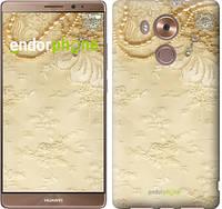 "Чехол на Huawei Mate 8 Кружевной орнамент ""2160u-269"""