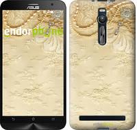 "Чехол на Asus Zenfone 2 ZE551ML Кружевной орнамент ""2160c-122"""