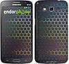 "Чехол на Samsung Galaxy Grand 2 G7102 Переливающиеся соты ""498c-41"""