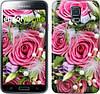 "Чехол на Samsung Galaxy S5 Duos SM G900FD Нежность ""2916c-62"""
