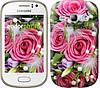 """Чехол на Samsung Galaxy Fame S6810 Нежность """"2916u-254"""""""