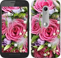 """Чехол на Motorola Moto G3 Нежность """"2916u-318"""""""