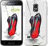 "Чехол на Samsung Galaxy S5 mini G800H Devil Wears Louboutin ""2834c-44"""