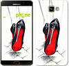 "Чехол на Samsung Galaxy A9 A9000 Devil Wears Louboutin ""2834u-107"""