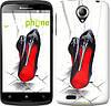 "Чехол на HTC Desire 620G Devil Wears Louboutin ""2834u-187"""