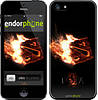 """Чехол на iPhone SE Dota 2 on black """"626c-214"""""""