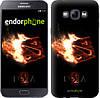 "Чехол на Samsung Galaxy A8 A8000 Dota 2 on black ""626u-135"""