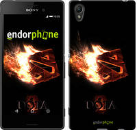 "Чехол на Sony Xperia XA Ultra Dual F3212 Dota 2 on black ""626c-391"""
