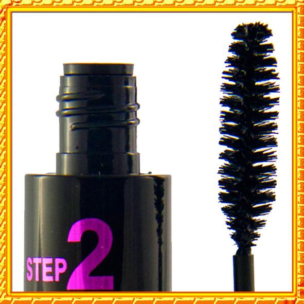 Тушь для глаз черная Volumizer 2 in 1 Aifeiya, Под Буржуа 2 шага, качественная косметика оптом упаковкой и в розницу по всей Украине интернет-магазин opt21.com.