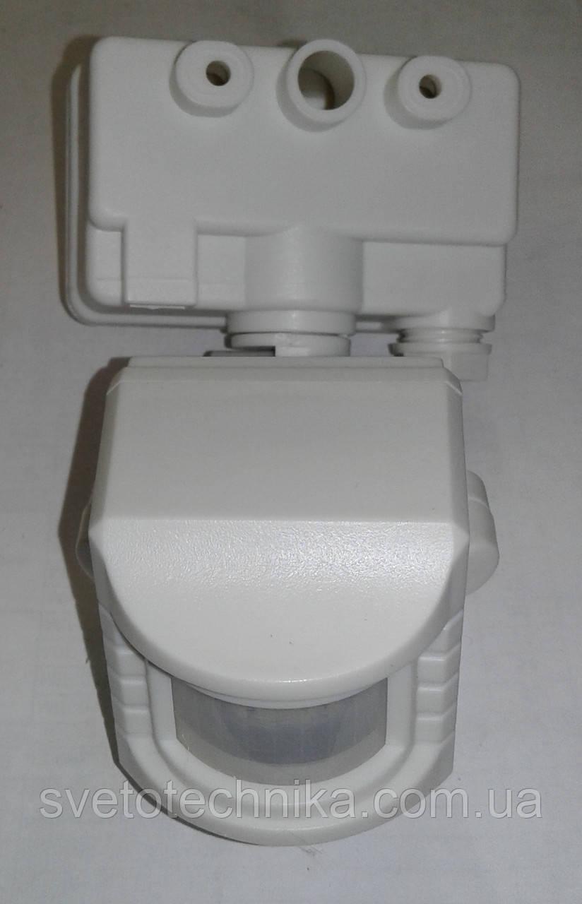 Датчик движения Feron SEN15 (корпус белого цвета)