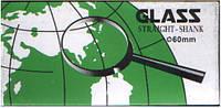 Увеличительное стекло GLASS 100мм
