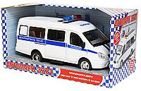 Инерционная  машина «Полиция» | «Автопарк» Play Smart BOX
