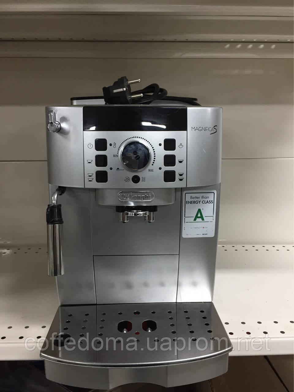 Delonghi ecam 22.110 SB автоматическая кофемашина