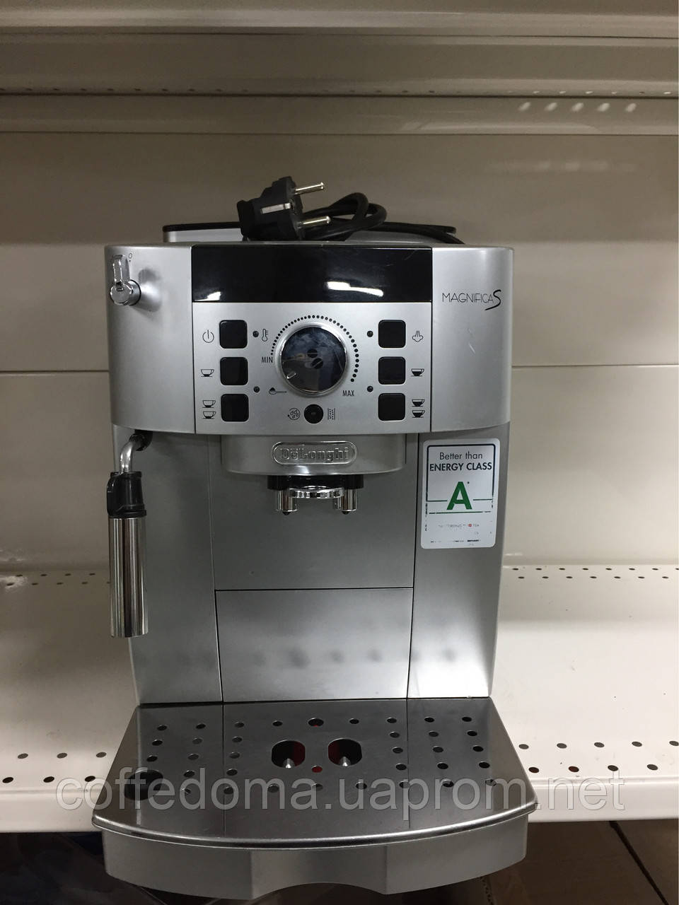 Delonghi ecam 22.110 SB автоматическая кофемашина, фото 1