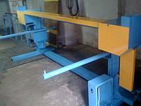 Ленточно-шлифовальный станок ЛШС-2500 ШЛПС