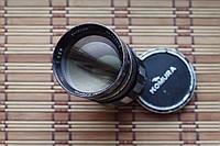 Accura supertel 135mm f2.8 + T2-EOS (Canon) или NEX