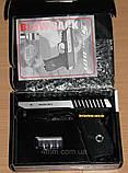 Пневматический пистолет Borner Panther 801, фото 5
