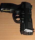 Пневматический пистолет Borner W3000M (металл), фото 4
