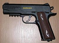 Пневматический пистолет Crosman Colt 1911BB, фото 1