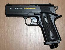 Пневматичний пістолет Borner WC 401 (Colt Defender)