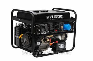 HYUNDAI HHY 7000FGE генератор.Газ+Бензин