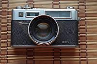 Yashica ELECTRO 35 GSN Yashinon 45mm 1.7