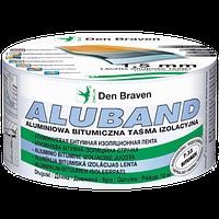 Den Braven ALUBAND 5см/10м Битумная лента для крыши <алюминий>