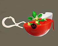 Pokemon Pokeball покемон шар мячик +игрушка в середине)