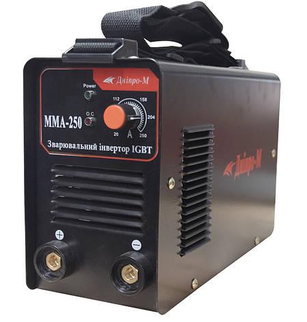 Сварочный инвертор Дніпро-М mini ММА 250, фото 2