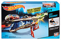 Трек Hot Wheels City Speedway Trackset