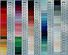 Цветовая гамма натяжных потолков
