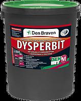 Den Braven DEN BIT-M DYSPERBIT 20кг Гидроизоляция битумно-каучуковая (мастика)