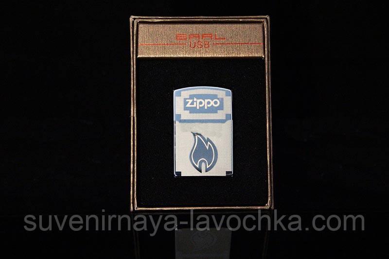 Зажигалка USB ZIPPO 3