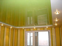 Технические характеристики натяжного потолка