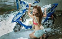 Как правильно мыть скутер, мопед, мотоцикл