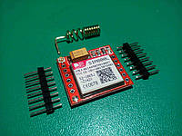 GSM GPRS модуль SIM800L Arduino