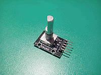 Модуль KY-040 энкодер EC11 с кнопкой Arduino, фото 1
